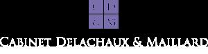 Logo Cabinet Delachaux & Maillard